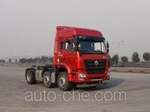 Sinotruk Hohan ZZ4255V27C6D1B tractor unit