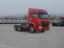 Sinotruk Hohan ZZ4255V3246D1 tractor unit