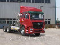 Sinotruk Hohan ZZ4255V3846D1LB tractor unit