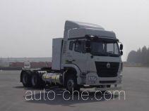 Sinotruk Hohan ZZ4255V3936E1L tractor unit