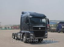 Sinotruk Sitrak ZZ4256V323HD1Z container carrier vehicle