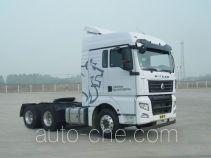 Sinotruk Sitrak ZZ4256V323HE1 tractor unit