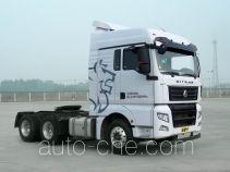 Sinotruk Sitrak ZZ4256V324HE1B tractor unit
