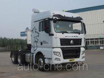 Sinotruk Sitrak ZZ4256V324HE1W tractor unit