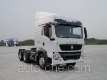 Sinotruk Howo ZZ4257M323GC1Z container carrier vehicle