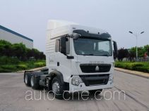 Sinotruk Howo ZZ4257M324GC1Z container carrier vehicle