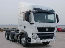 Sinotruk Howo ZZ4257M324GD1 tractor unit