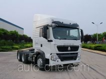 Sinotruk Howo ZZ4257M324GD1Z container carrier vehicle