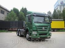 Sinotruk Howo ZZ4257N3237D1Z container carrier vehicle