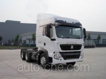 Sinotruk Howo ZZ4257N323GC1Z container carrier vehicle