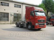 Sinotruk Howo ZZ4257N323HE1Z container carrier vehicle