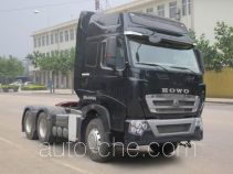 Sinotruk Howo ZZ4257N323MD1Z container carrier vehicle