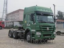Sinotruk Howo ZZ4257N3247D1Z container carrier vehicle