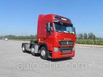 Sinotruk Howo ZZ4257V25CHE1 tractor unit