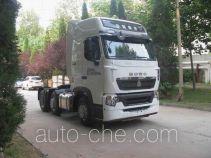 Sinotruk Howo ZZ4257V26FHE1W dangerous goods transport tractor unit