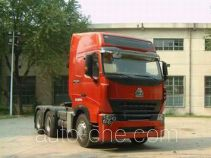 Sinotruk Howo ZZ4257V3247N1Z container transport tractor unit