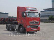 Sinotruk Howo ZZ4257V324HE1W tractor unit