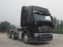 Sinotruk Howo ZZ4257V324MD1Z container carrier vehicle