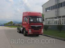 Homan ZZ4258M40EL0 natural gas tractor unit