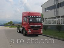 Homan ZZ4258M40EL0 natural gas tractor unit