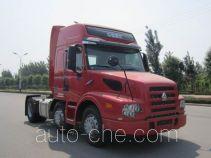 威泺牌ZZ4259M28CCC1H型牵引汽车