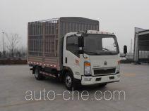 Sinotruk Howo ZZ5047CCYD3415E143C грузовик с решетчатым тент-каркасом