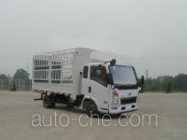 Sinotruk Howo ZZ5047CCYD3815D145 грузовик с решетчатым тент-каркасом