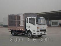 Sinotruk Howo ZZ5047CCYF3315E145 stake truck