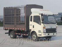 Sinotruk Howo ZZ5047CCYF341BD144 stake truck