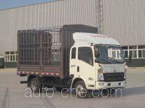 Sinotruk Howo ZZ5047CCYF341BD145 грузовик с решетчатым тент-каркасом