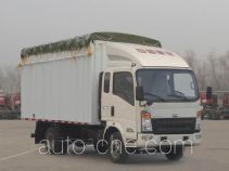 Sinotruk Howo ZZ5047CPYF341CD1Y45 soft top box van truck