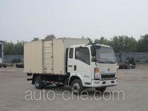 Sinotruk Howo ZZ5047XXYC2813E145 фургон (автофургон)