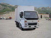 Sinotruk Howo ZZ5047XXYD3413D143 box van truck
