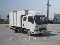Sinotruk Howo ZZ5047XXYD3413D5Y45 фургон (автофургон)