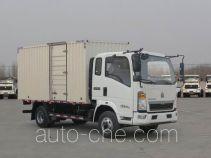 Sinotruk Howo ZZ5047XXYF3315E145 box van truck