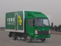 Sinotruk Howo ZZ5047XYZF341BD1Y45 postal vehicle