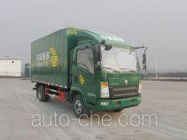 Sinotruk Howo ZZ5047XYZF341CE145 почтовый автомобиль