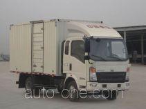 Sinotruk Howo ZZ5067XXYF341BD165 box van truck