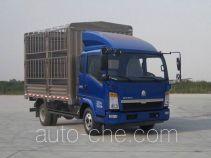 Sinotruk Howo ZZ5077CCYD3414D174 грузовик с решетчатым тент-каркасом