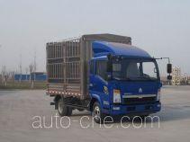 Sinotruk Howo ZZ5087CCYD3614D180 грузовик с решетчатым тент-каркасом