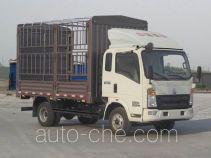 Sinotruk Howo ZZ5087CCYF341CD183 stake truck