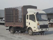 Sinotruk Howo ZZ5087CCYF381CD183 грузовик с решетчатым тент-каркасом