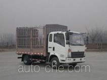 Sinotruk Howo ZZ5107CCYG421CE1 грузовик с решетчатым тент-каркасом