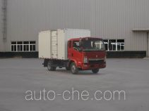 Sinotruk Howo ZZ5087XXYD3414D183 фургон (автофургон)