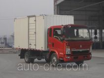 Sinotruk Howo ZZ5087XXYD3814D183 фургон (автофургон)