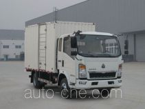 Sinotruk Howo ZZ5087XXYF3314E183 box van truck