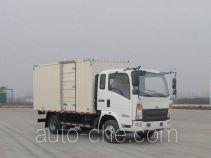 Sinotruk Howo ZZ5087XXYF331CE183 box van truck