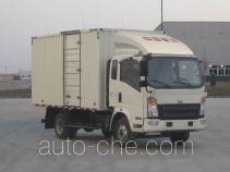 Sinotruk Howo ZZ5087XXYF341BD183 box van truck