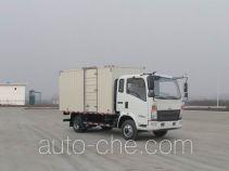 Sinotruk Howo ZZ5087XXYG331BE183 box van truck