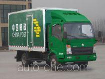 Sinotruk Howo ZZ5087XYZF381CD183 postal vehicle
